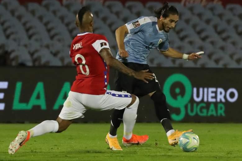 Primera jornada Eliminatorias Sudamericanas Catar 2022: Uruguay vs Chile