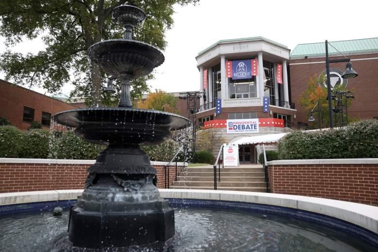 Último Debate Presidencial, Universidad de Belmont - Octubre 2020