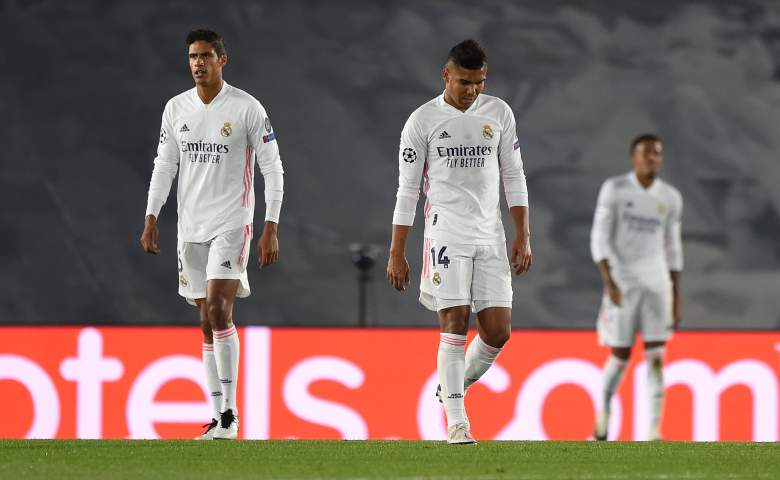 Real Madrid vs Shakhtar Donetsk: Grupo B - UEFA Champions League