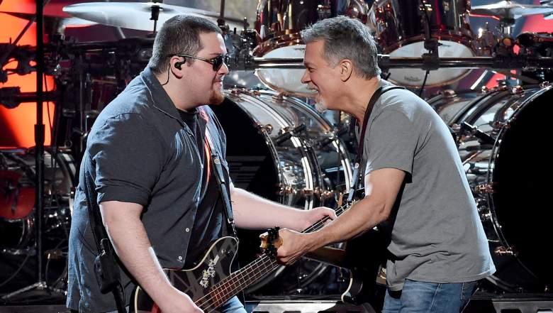 ¿Cuántos hijos tuvo Eddie Van Halen?