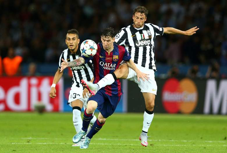 Juventus vs FC Barcelona - UEFA Champions League Final 2015