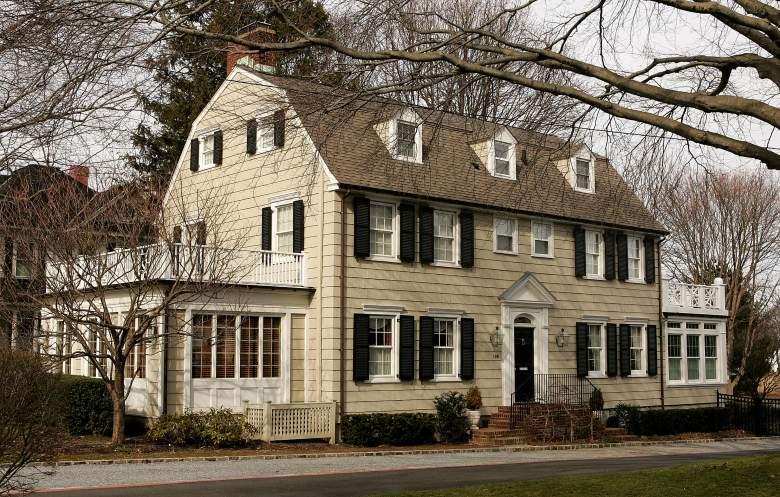 Amityville, casa del horror en New York. Marzo 31, 2005.