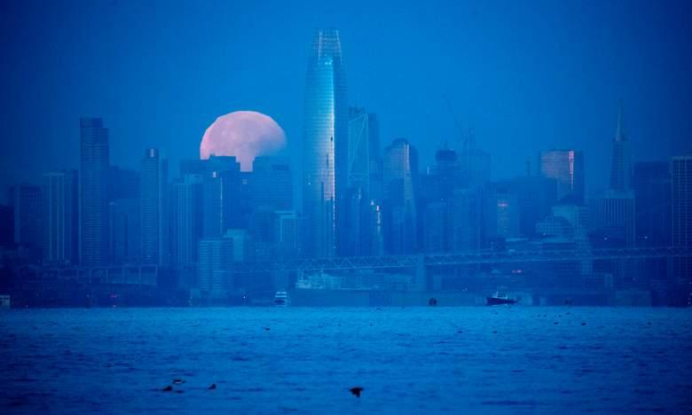 Luna Azul el 31 de octubre de 2020: Dónde verla?