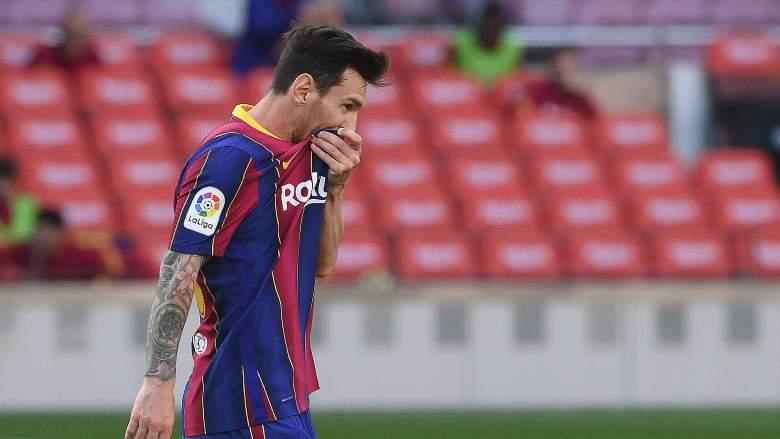 Lionel Messi, FC Barcelona - 2020