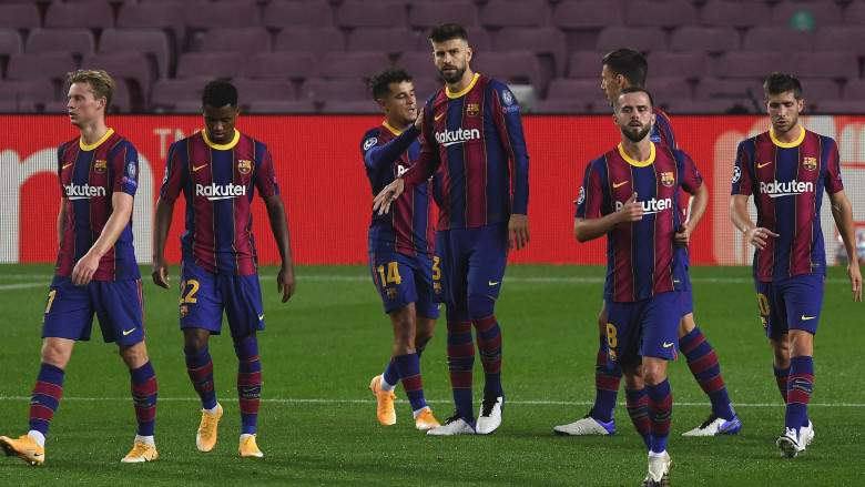 FC Barcelona 2020