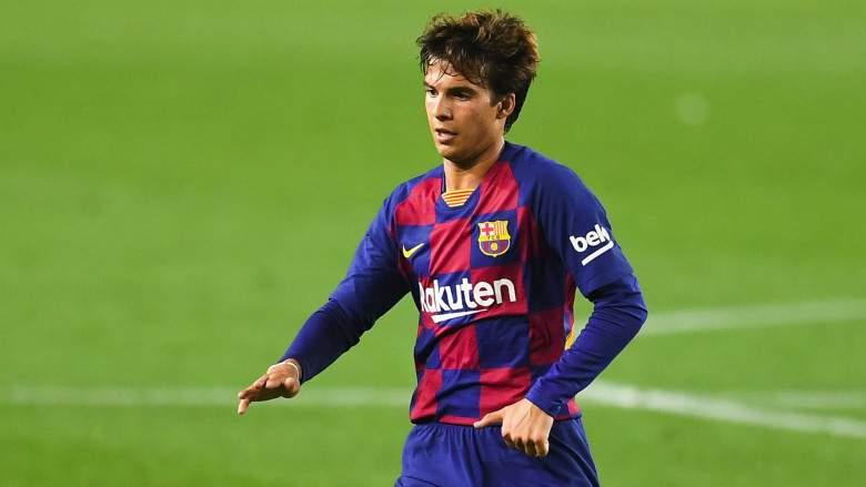 Riqui Puig - Jugador FC Barcelona