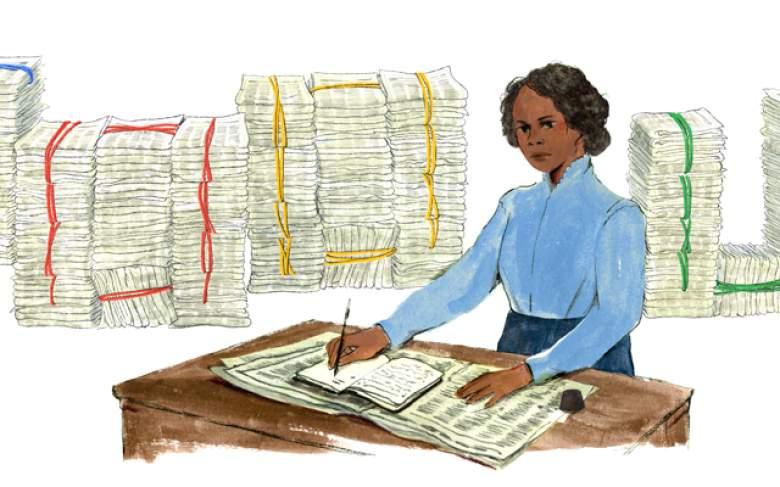 Mary Ann Shadd Cary es honrada con un Google Doodle