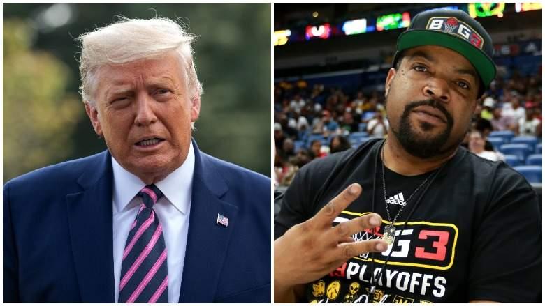 Ice Cube no respalda a Donald Trump