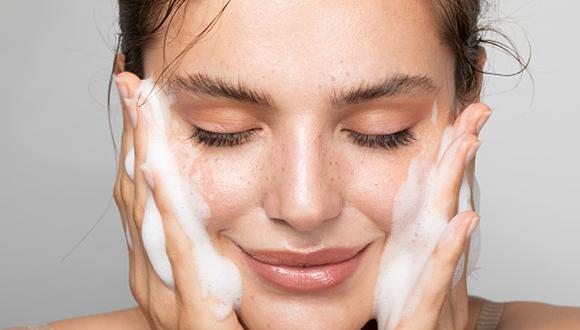 Limpieza rostro