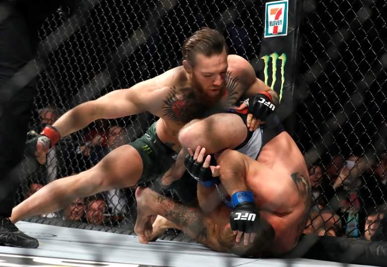 La próxima pelea de McGregor