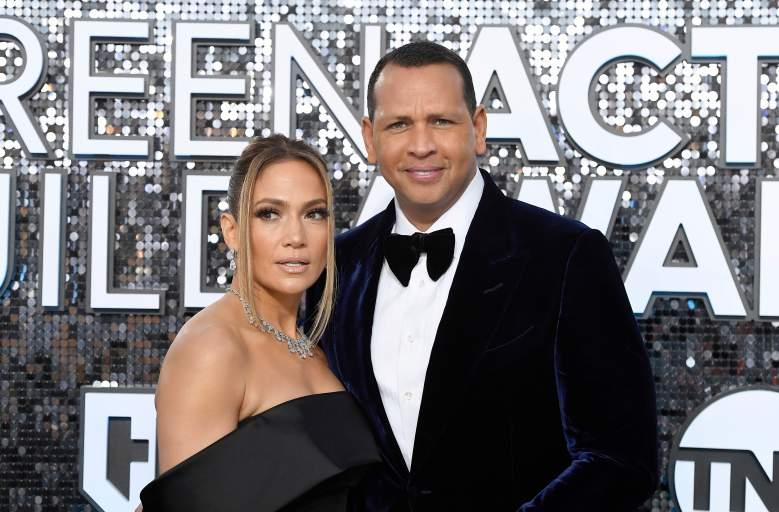 ¿Jennifer López y Alex Rodríguez ya están casados?