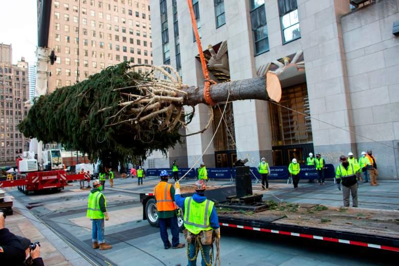Árbol de Navidad del Rockefeller Center - 2020