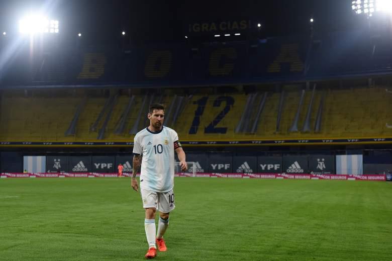 Argentina vs. Ecuador - Eliminatorias Catar 2022