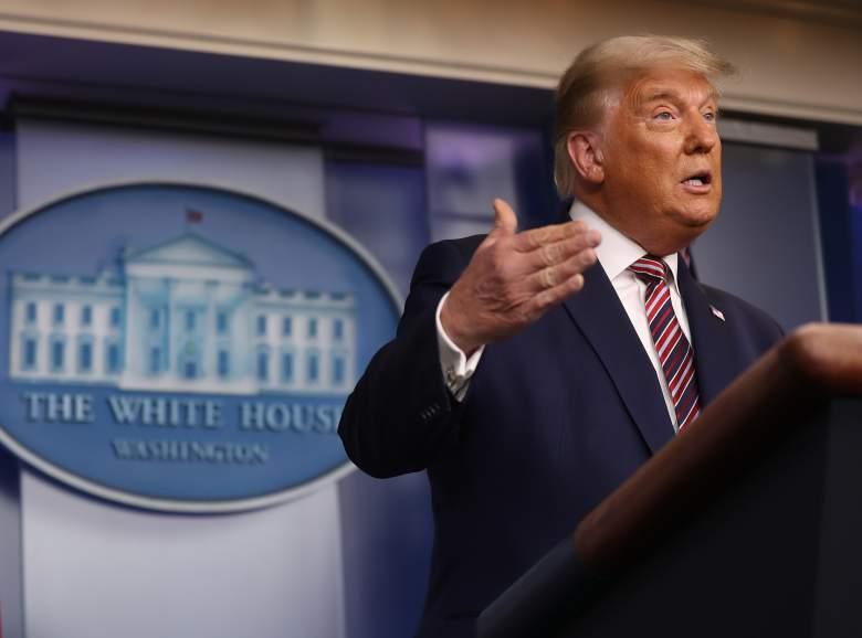 Trump derrota
