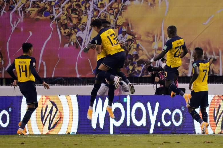 Ecuador vs. Colombia - Eliminatorias Sudamericanas Catar 2020