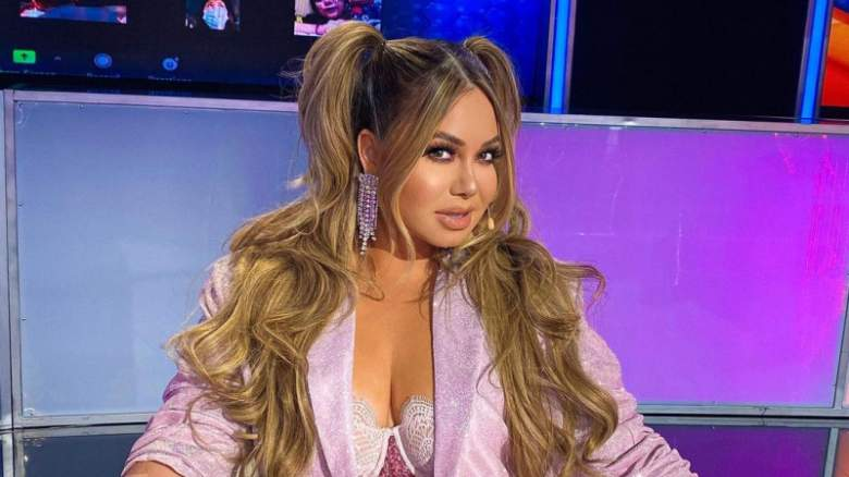 Chiquis como Barbie