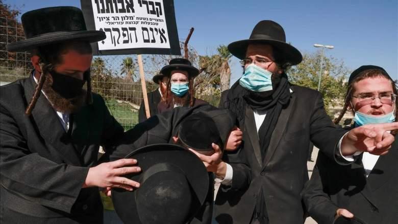 Ultraortodoxos judíos