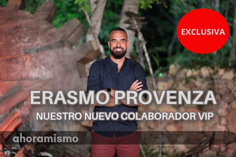 Erasmo Provenza continúa con EXATLÓN Estados Unidos - EXCLUSIVA