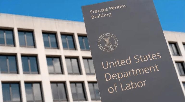 Departamento de trabajo de Estados Unidos
