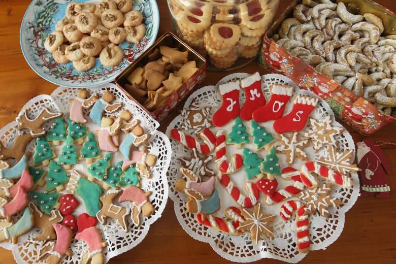 Postres cena de navidad