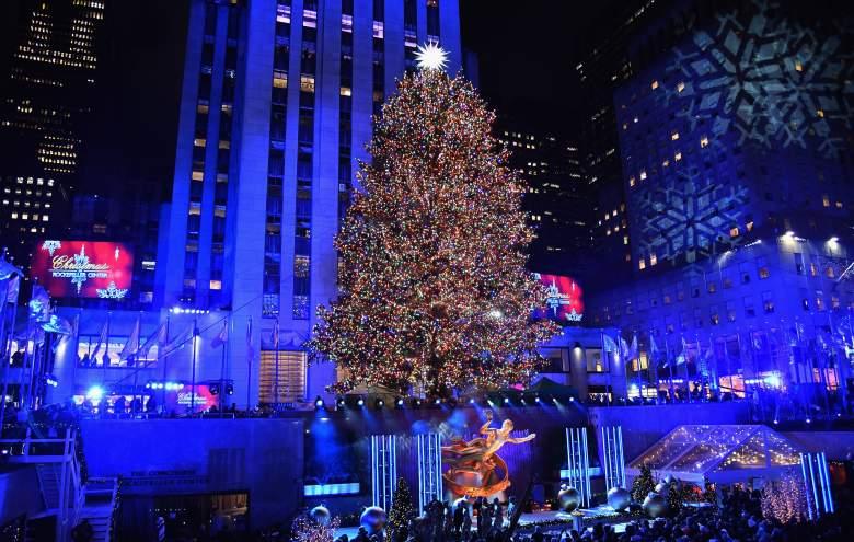 Reglas para ver el Árbol en Rockefeller 2020 en VIVO