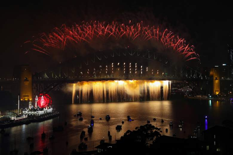 Año Nuevo en Australia 2020