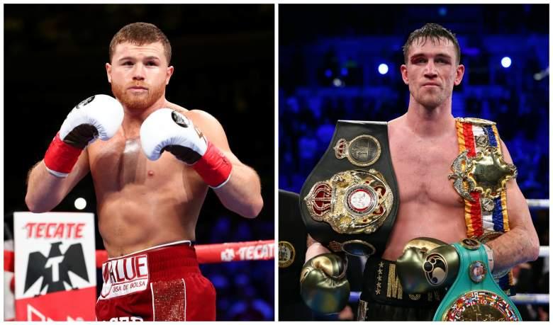 Canelo Alvarez vs. Callum Smith: ¿Cuánto gana cada boxeador?
