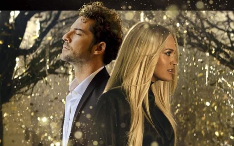 "David Bisbal y Carrie Underwood presentan ""Tears of Gold"" (+VÍDEO OFICIAL AQUÍ)"