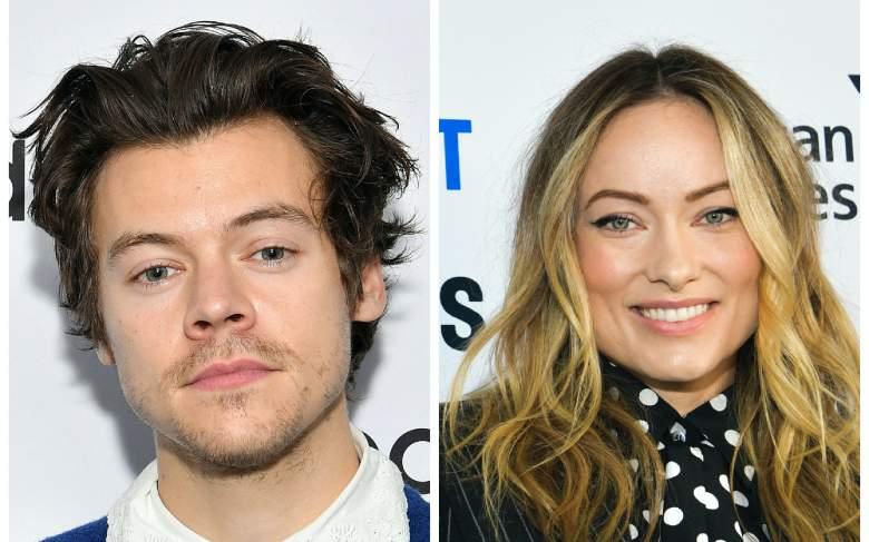 ¿Olivia Wilde y Harry Styles son novios?