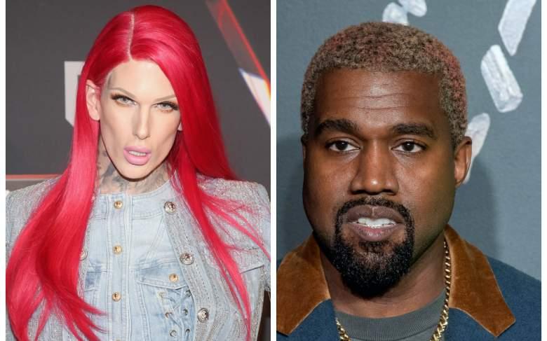 Jeffree Star responde rumores de romance con Kanye West: ¿Qué dijo?