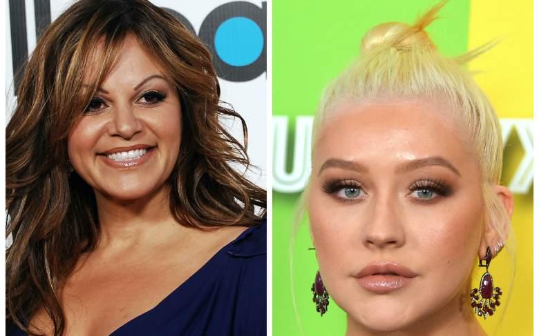 ¿Christina Aguilera interpretará a Jenni Rivera en película biográfica?