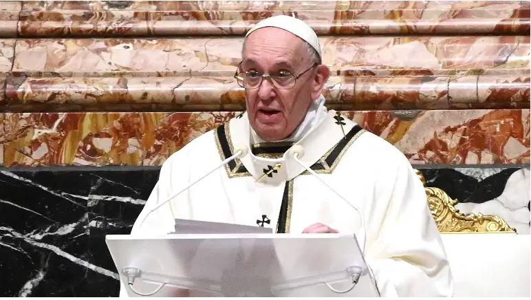 ¿El Papa Francisco fue arrestado?