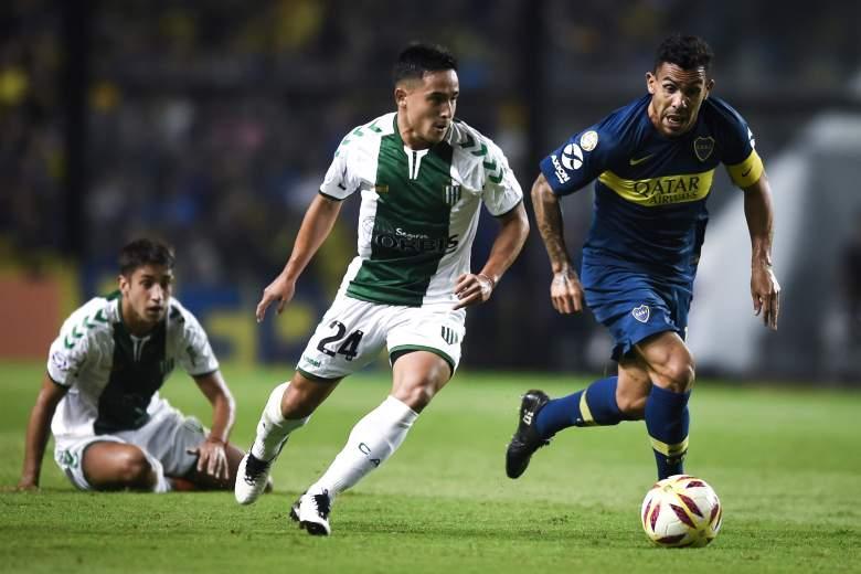 Boca Juniors vs Banfield - Superliga 2018/19