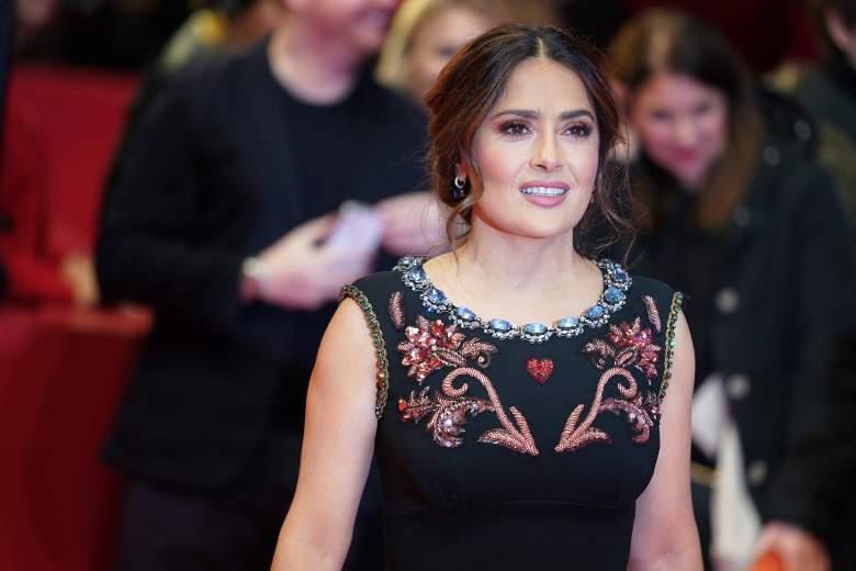 Salma Hayek celebra 17 millones de seguidores en Instagram