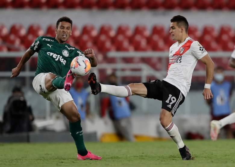 River Plate vs. Palmeiras (ida Copa Libertadores)