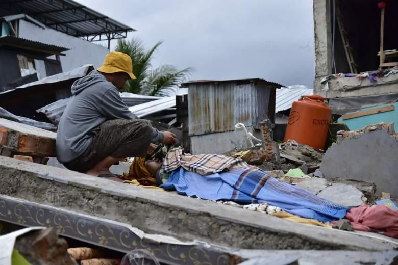 Terremoto en Indonesia 15 enero 2021