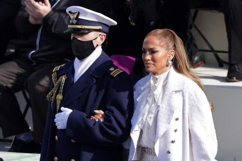 Jennifer López en la inauguración: Quién diseñó su traje?
