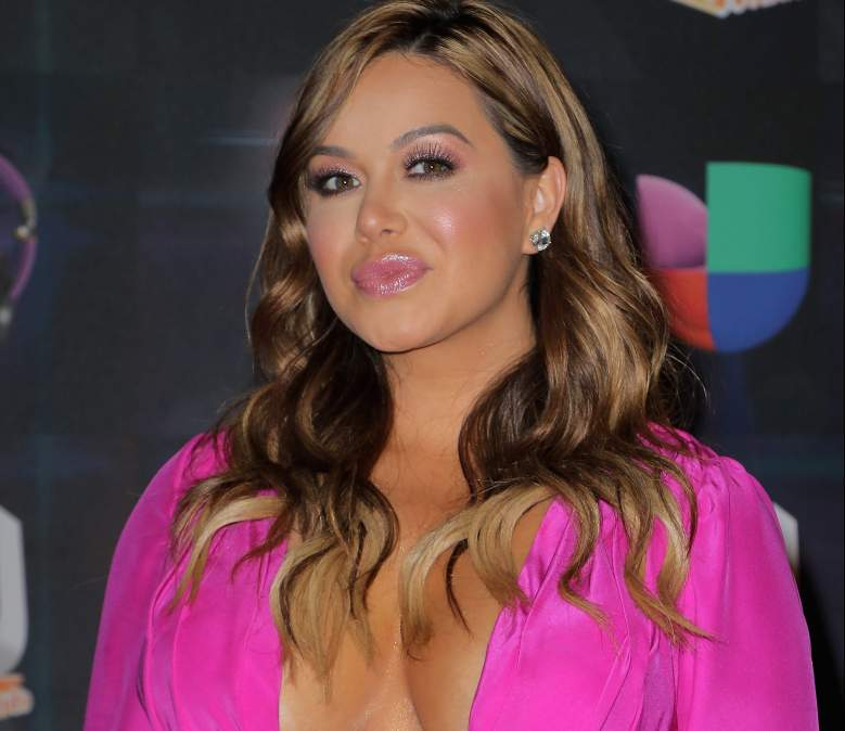 Chiquis Rivera con nuevo look 2021
