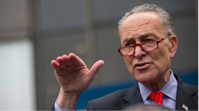 Chuck Schumer  no quiere que Trump vuelva ocupar un cargo federal