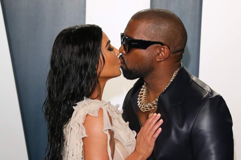 Kim Kardashian divorcio de Kanye West