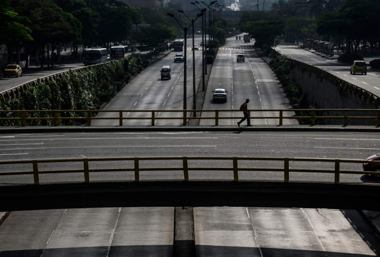 Joven peruano fue lanzado de un puente por venezolanos en Colombia [VIDEO]