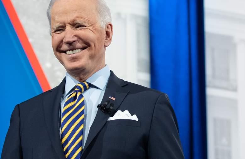 Presidente de Estados Unidos - Joe Biden