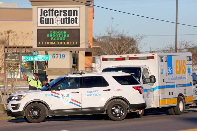 Joshua Jamal Williams sospechoso de tiroteo en Jefferson Gun Outlet en Metairie, Louisiana