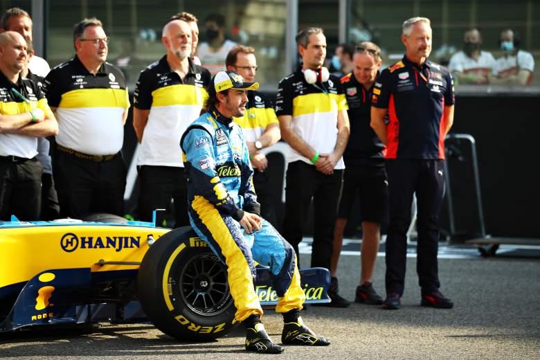 Atropellan a piloto Fernando Alonso: está vivo o muerto?