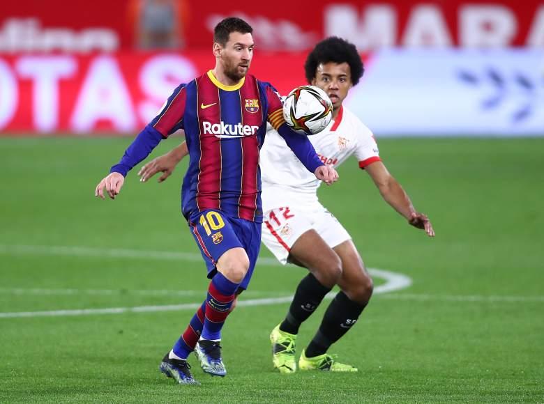 FC Barcelona vs. Sevilla vuelta Copa Del Rey: LIVE STREAM