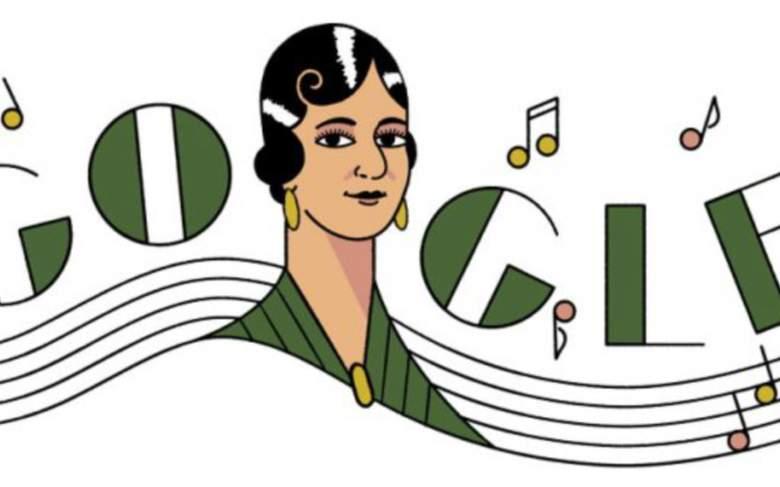 Google honra a María Grever con un Google Doodle: ¿Quién es la cantante mexicana?