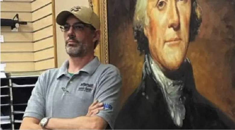 Noah Fischbach: hombre asesinado en tiroteo masivo en tienda de armas en Louisiana