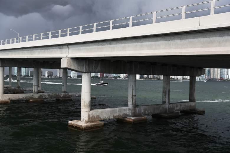 Imagen ilustrativa, puente de la ciudad de Miami (Florida).