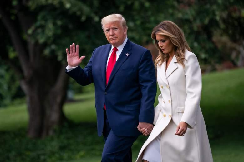 Donald Trump y su esposa Melania se vacunaron en secreto contra el COVID-19