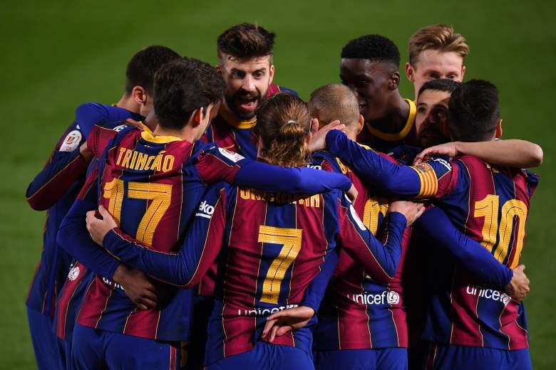 El FC Barcelona busca los tres puntos ante Osasuna.
